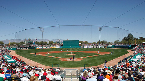 Tucson's Kino Stadium will continue to host the Padres for the 2012 season.