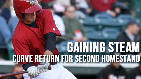 The Curve come home to Peoples Natural Gas Field after seven games away.