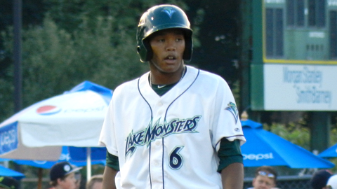 Addison Russell was selected 11th overall in the 2012 Draft.