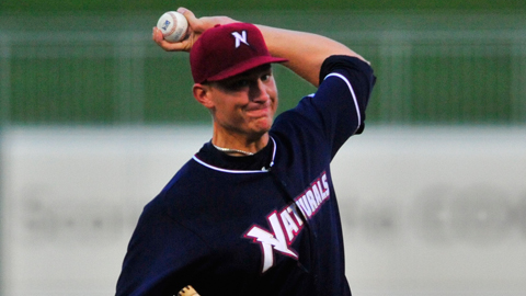 Mike Montgomery is 2-2 with a 5.40 ERA in his return to Double-A.